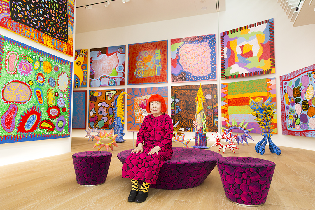 10 Surprising Facts About Yayoi Kusama