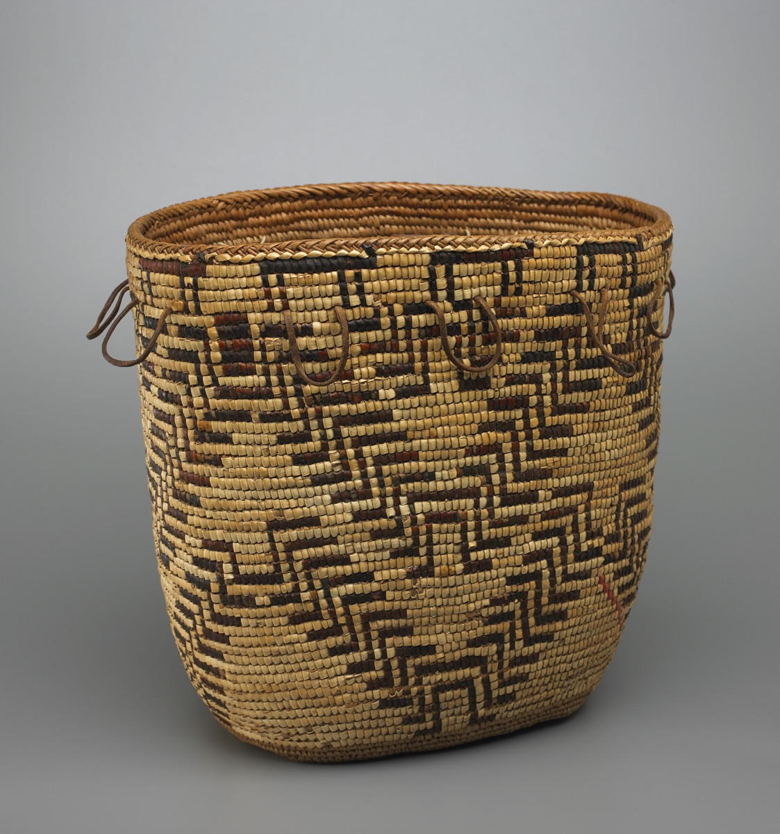 SAM Art: One last traditional basketmaker