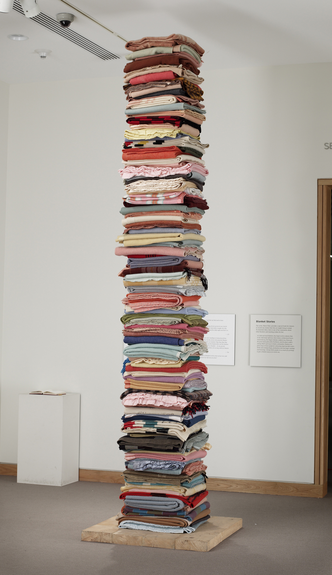 Object of the Week: Blanket Stories