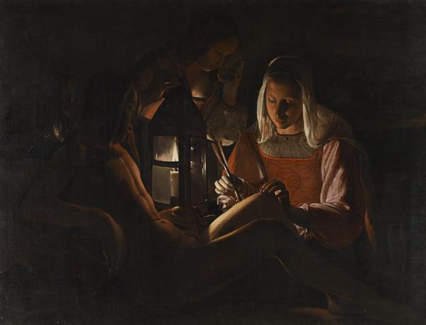 SAM Art: Light and Dark