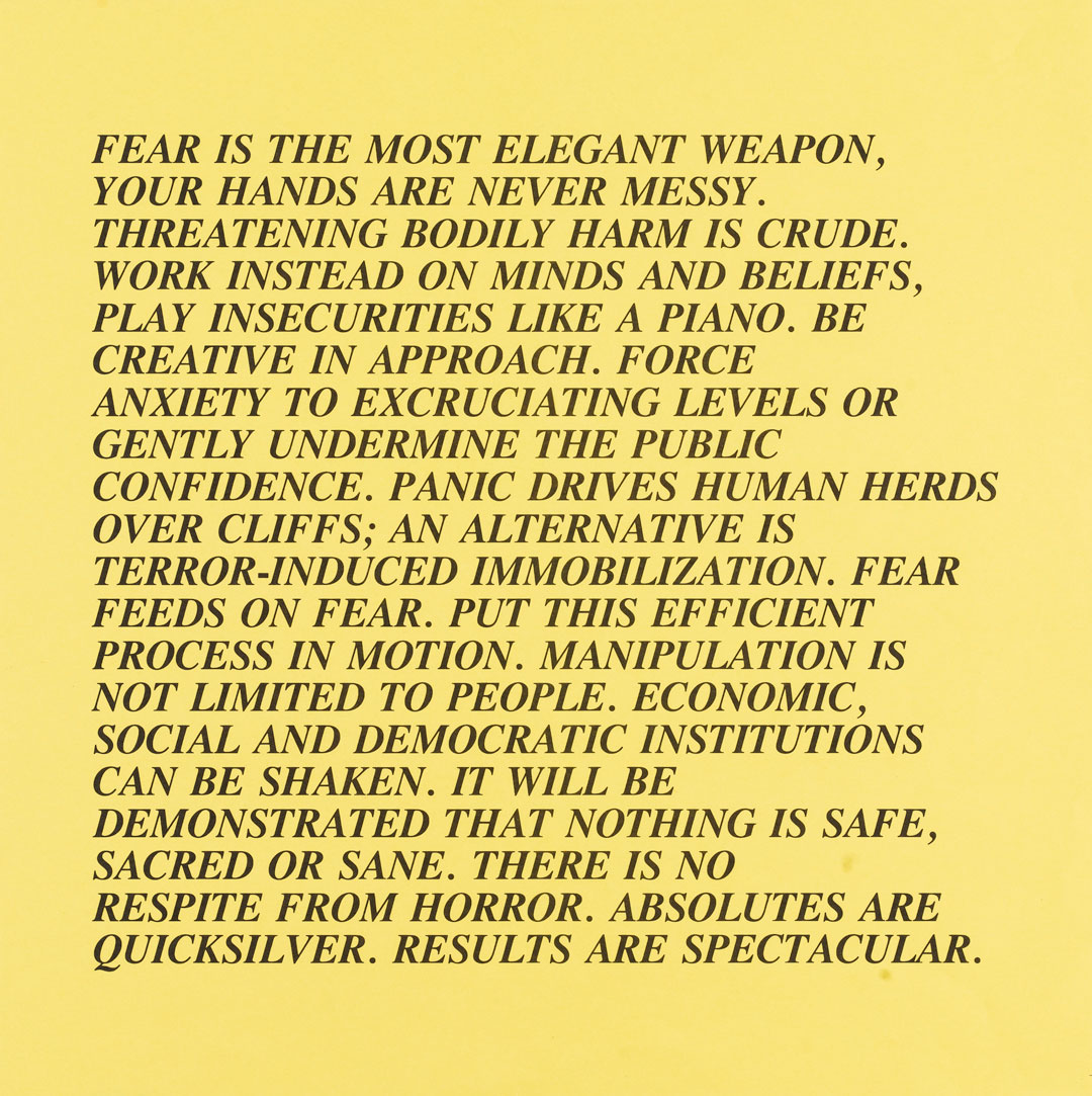 Object of the Week: Inflammatory Essays