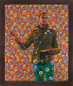 St. Anthony of Padua, Kehinde Wiley
