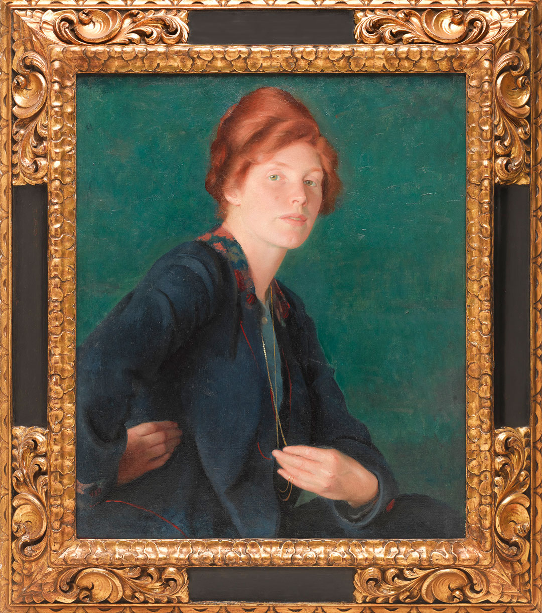 Object of the Week: A Woman with Red  Hair