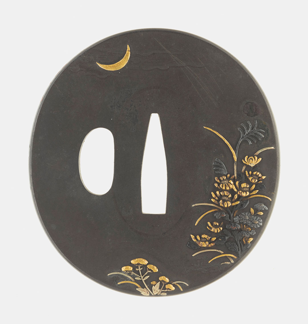 Object of the Week: Tsuba