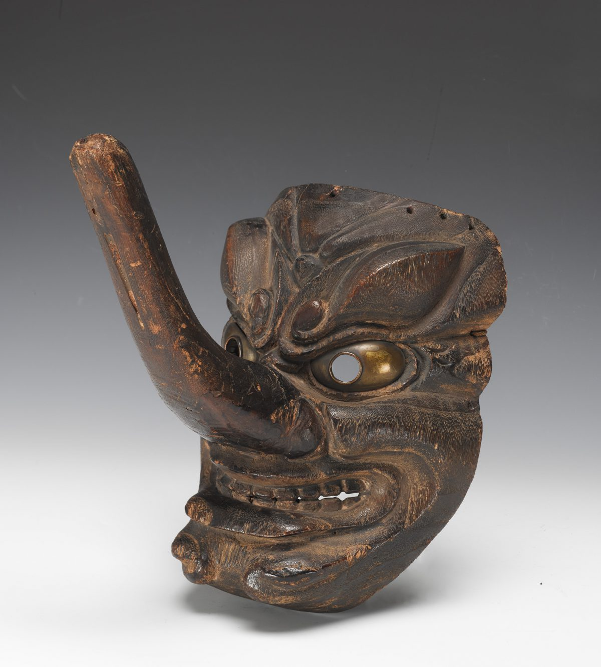 Object of the Week: Mask for Tengu
