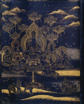 SAM Art: Unfolding the Lotus Sutra