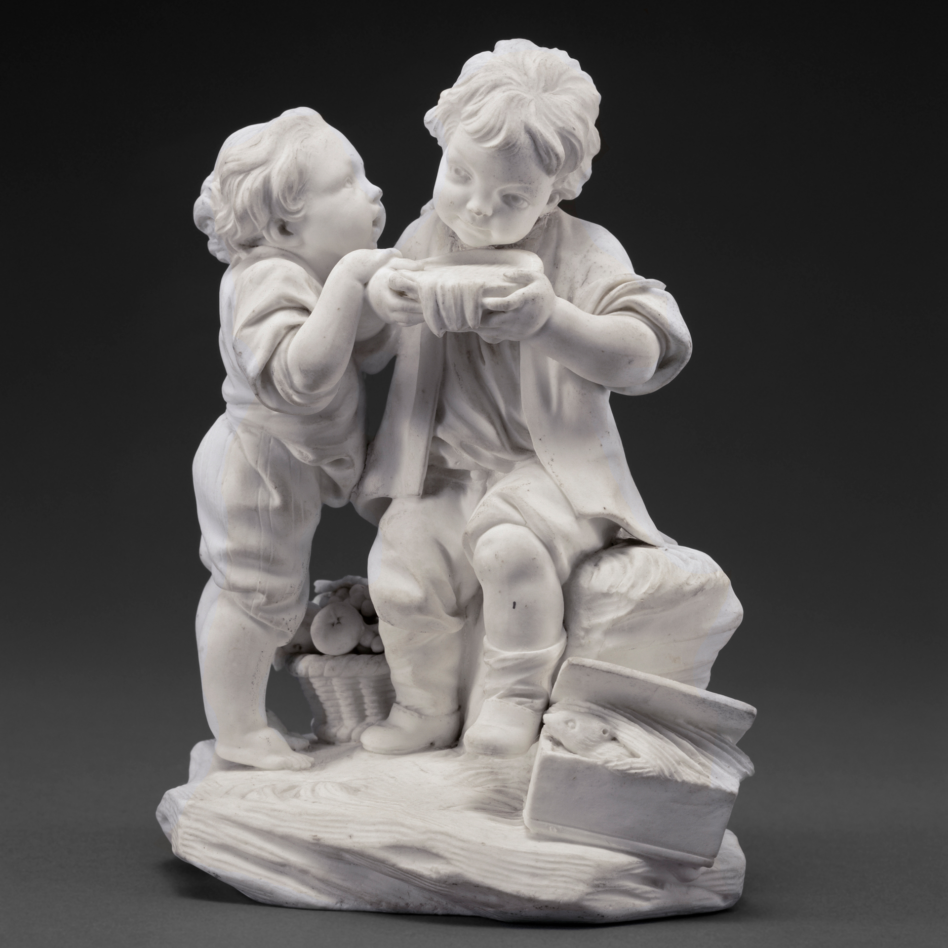 Object of the Week: Children Drinking Milk