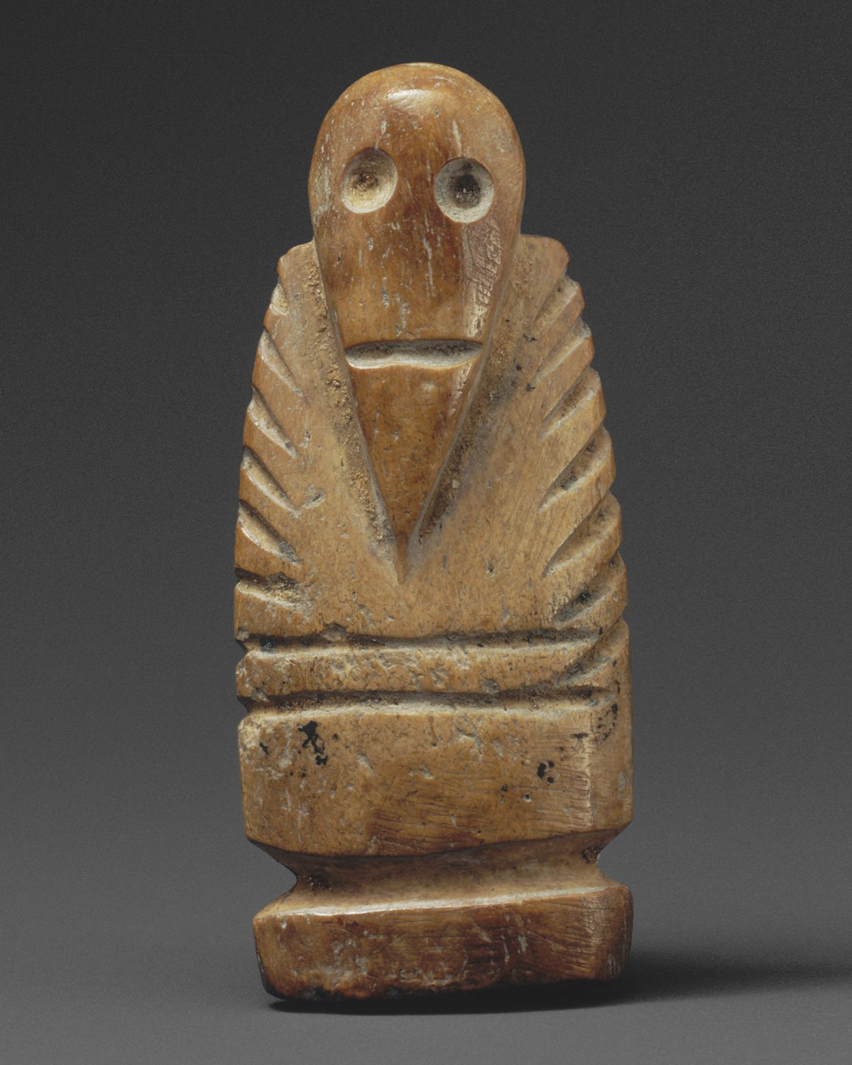 Object of the Week: Amulet in Shape of A Human Figure