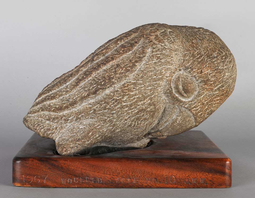 Object of the Week: Wounded Eagle No. 10