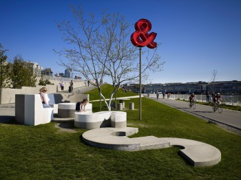 Preserving the Piece: Conserving the Olympic Sculpture Park
