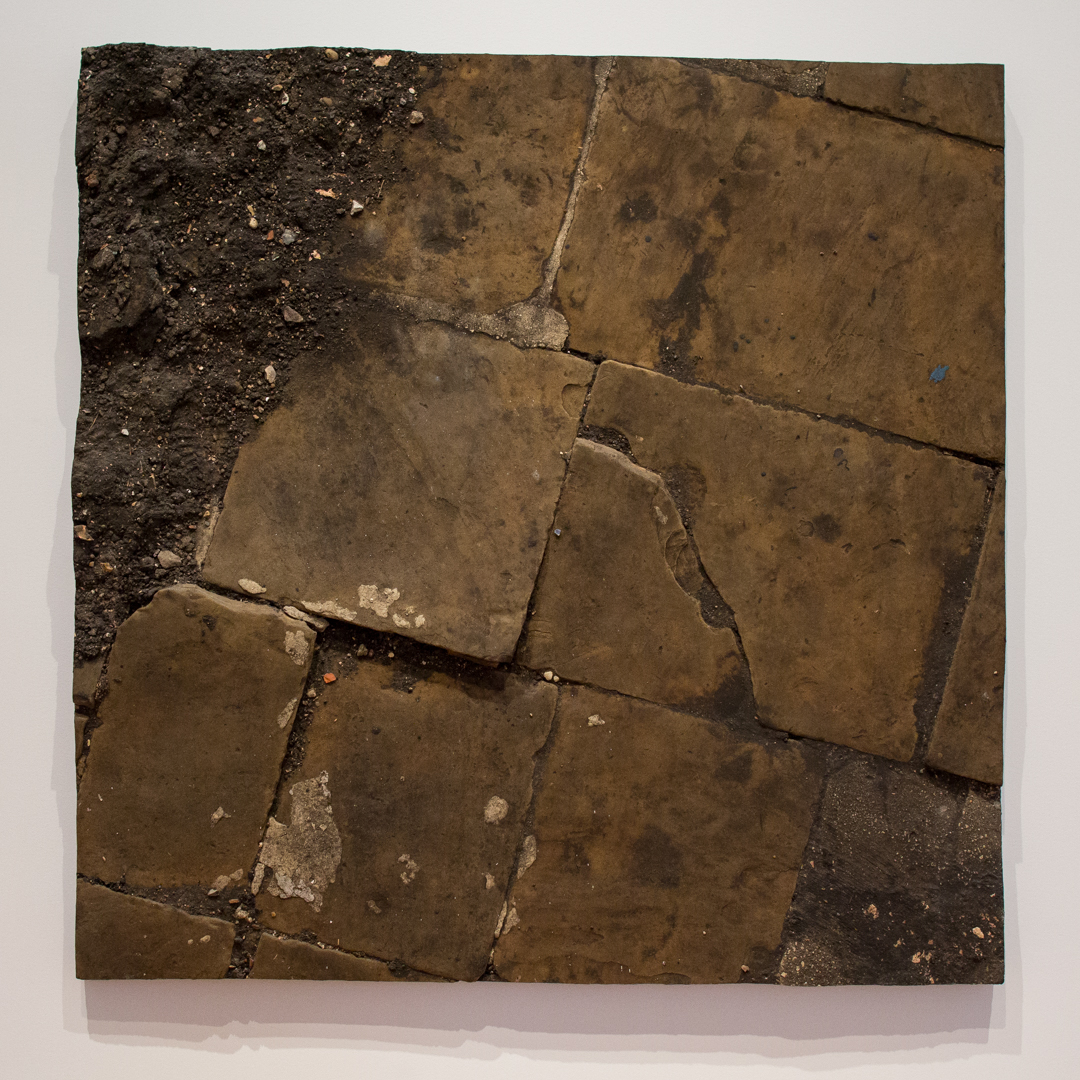 Object of the Week: Stone Pavement with Earth