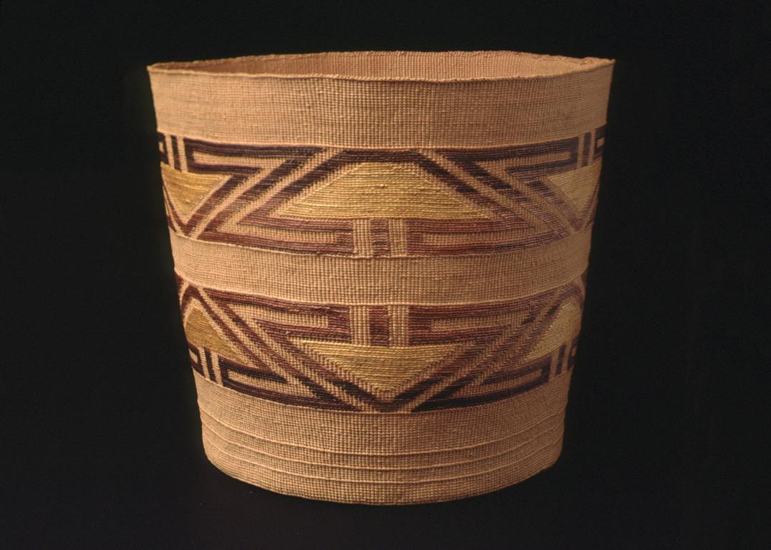 Object of the Week: Tlingit Basket