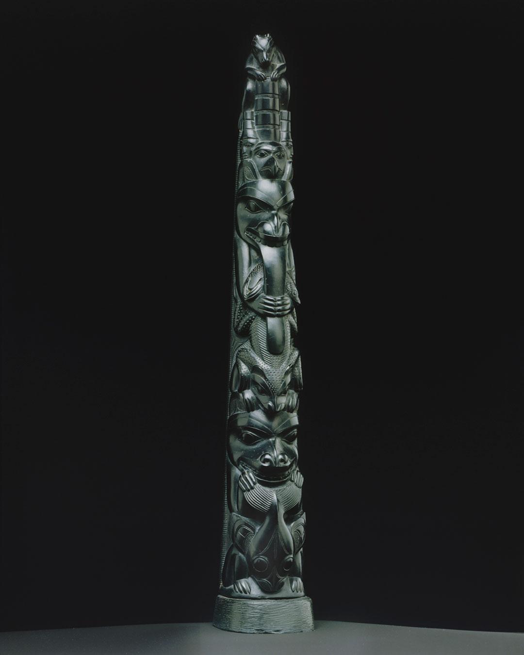 Object of the Week: Model Totem Pole