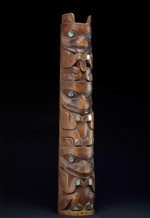 SAM Art: Model Totem Pole