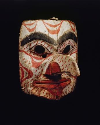 SAM Art: New, old masks