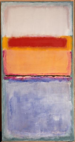 SAM Art: A Red Rothko