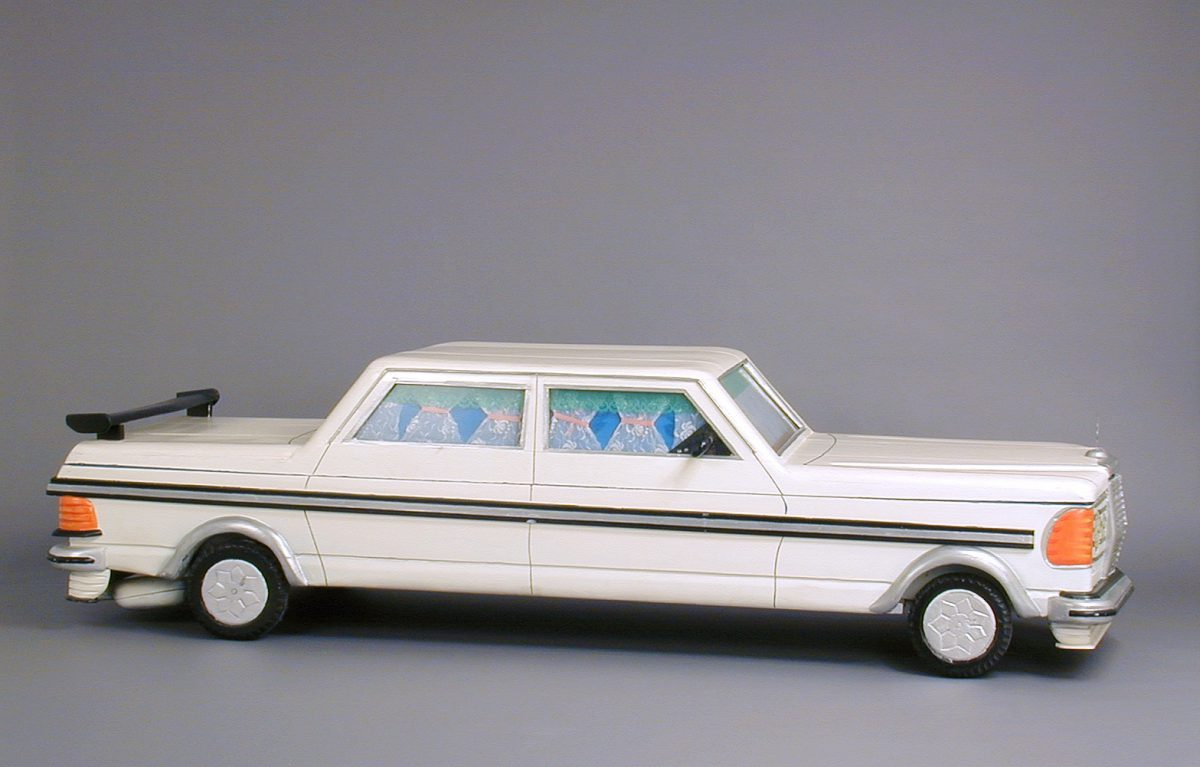 Object of the Week: Mercedes Benz Coffin