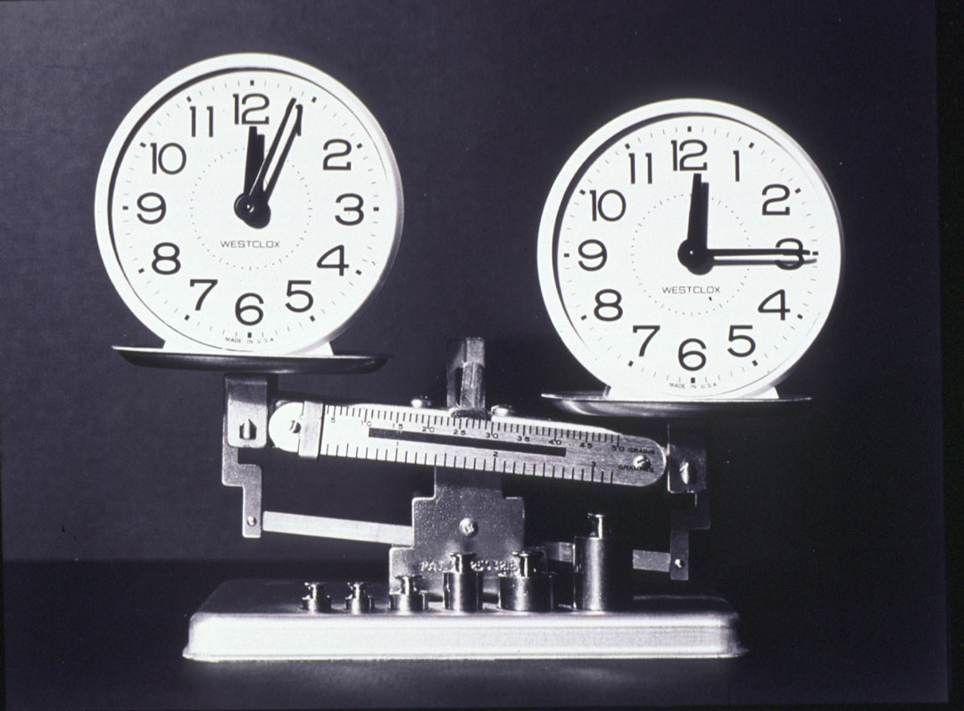 Object of the Week: Time-(B)