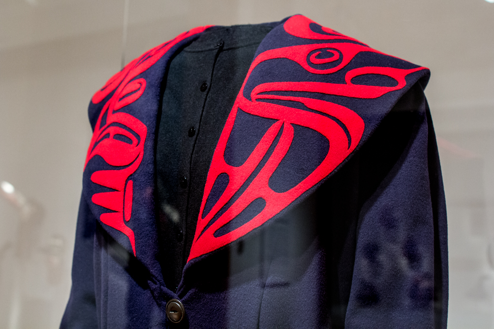 Object of the Week: Eagle Shawl Collar Coat