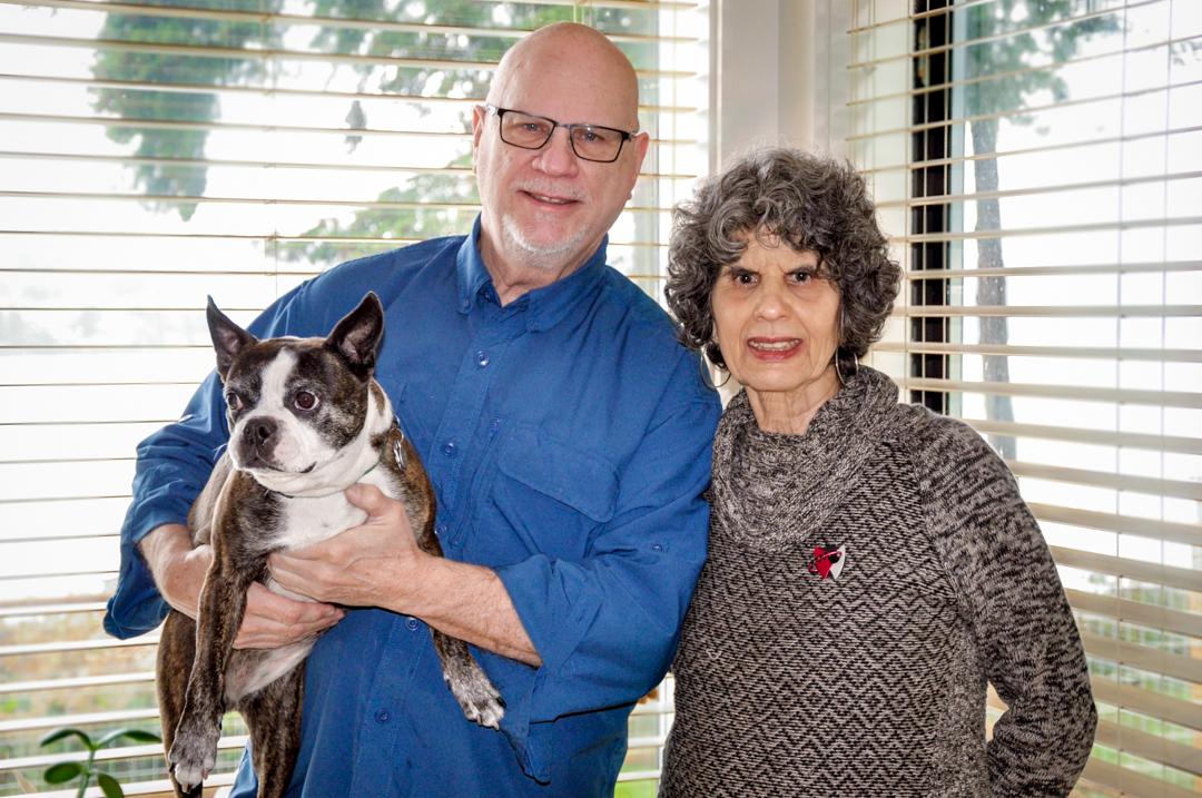 Donor Spotlight: Abe Lillard & Julia Kalmus Support Seattle Asian Art Museum