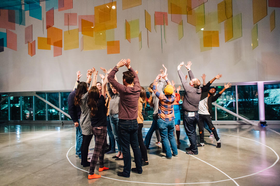 Encountered in Orbit: Artists in Residence at Olympic Sculpture Park