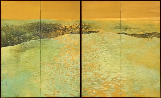 SAM Art: The Wave Paintings of Tsuji Kako