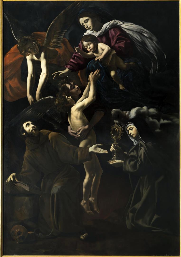 The Dark, Divine Wonder of Naples Comes to SAM
