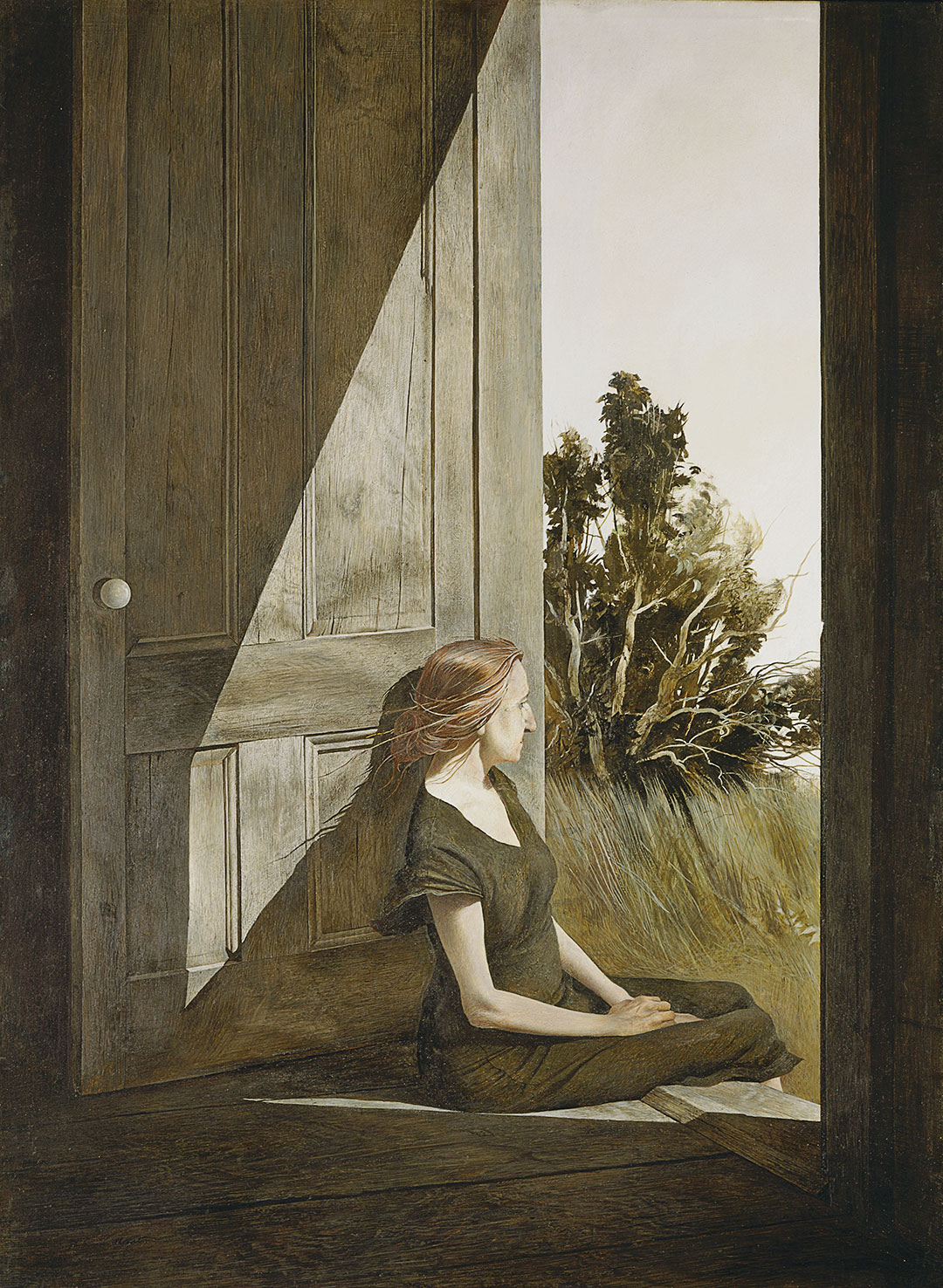Wyeth's Cast of Characters: Christina Olson