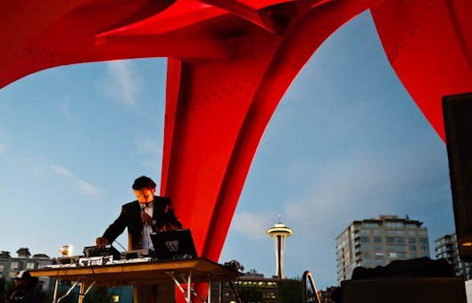 SAM Remix at Seattle Art Museum's Olympic Sculpture Park