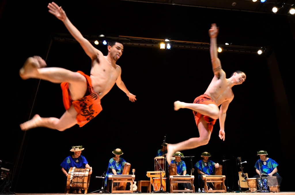 On April 28 and April 29 at the Seattle Art Museum, enjoy Tahitian dancing and drumming brought to you by Te Fare O Tamatoa and their performance group Te'a rama.