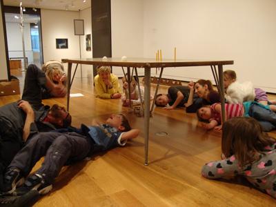 Family Fun: kids respond to Heide Hinrichs