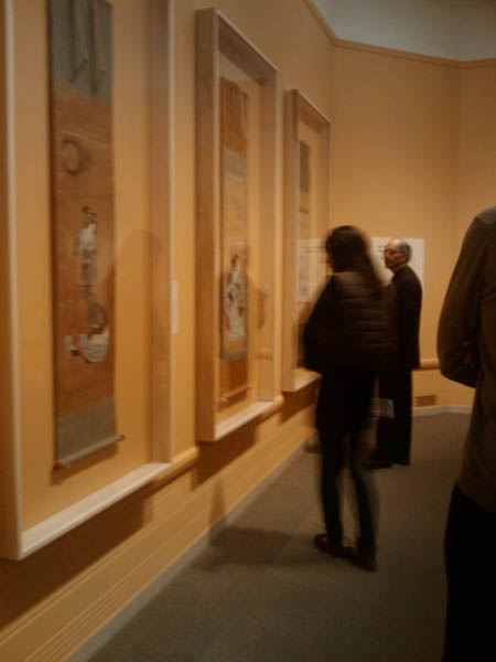 "Link to Ukiyo-e (""pictures of the floating world"") come to Seattle Asian Art Museum"