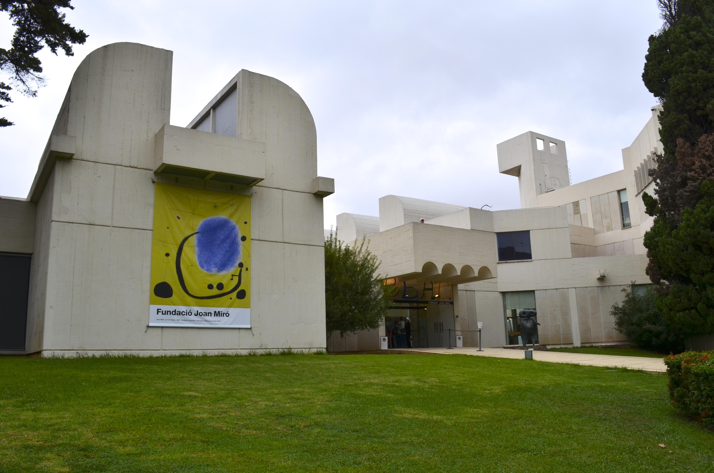 Finding Miró: Fundació Joan Miró