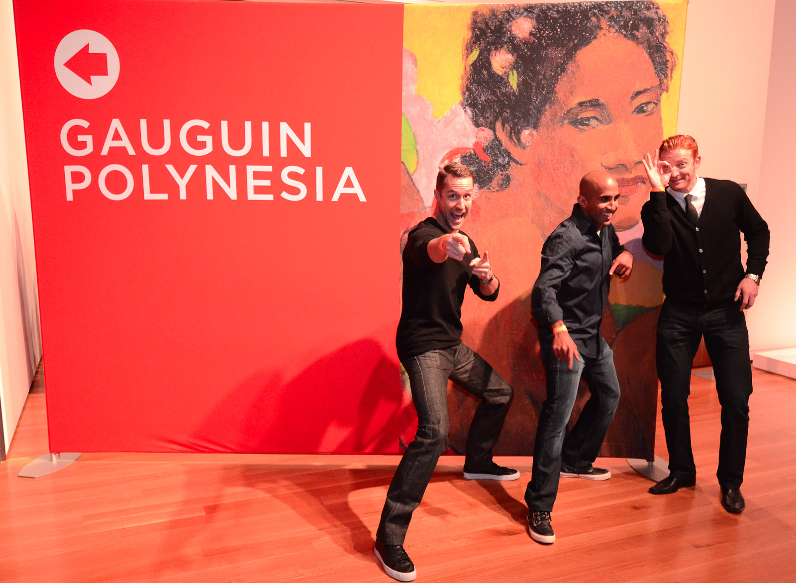 "Discounted Tickets for ""Gauguin & Polynesia"" and Extended Hours on First Thursday"
