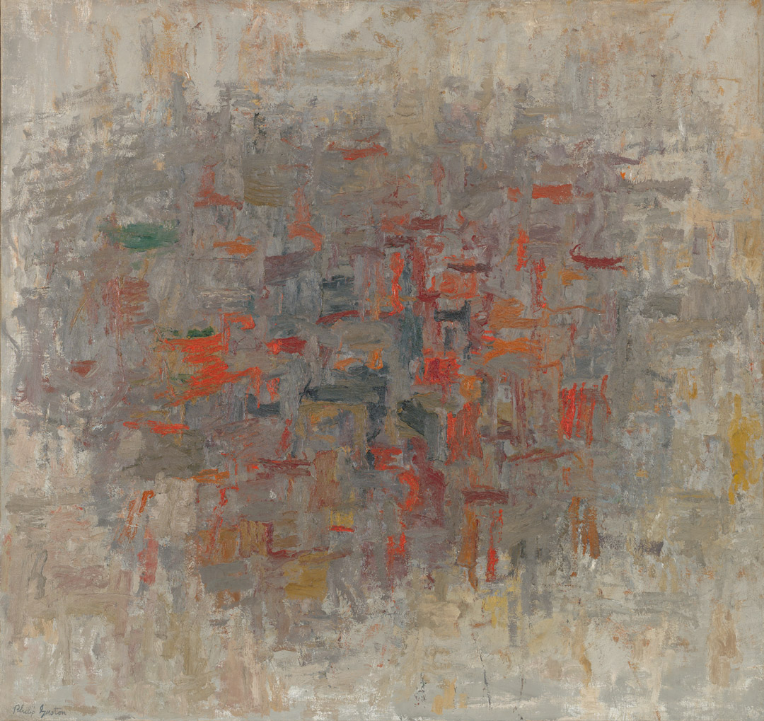 Muse/News: Fall Into Frisson, Black Papers Unite, and Guston For Real