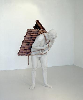 """Home to Go"" Adrian Paci"