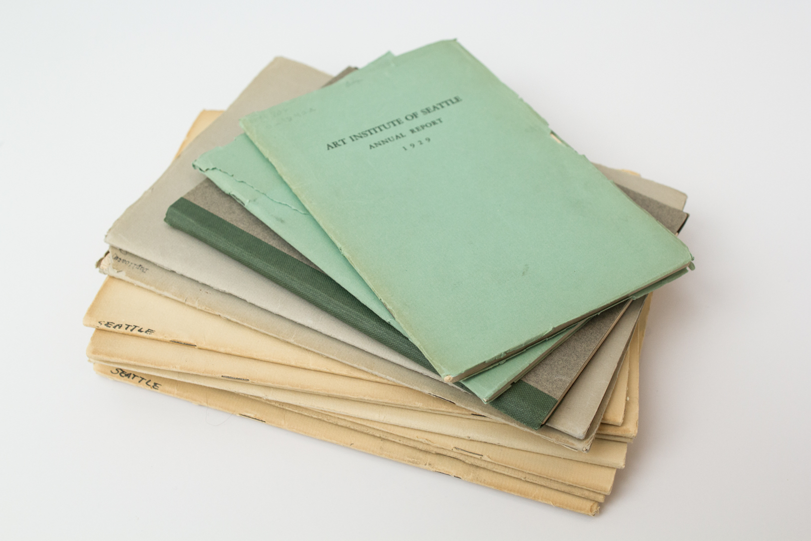 Before SAM: Publications from the Seattle Fine Arts Society and the Art Institute of Seattle