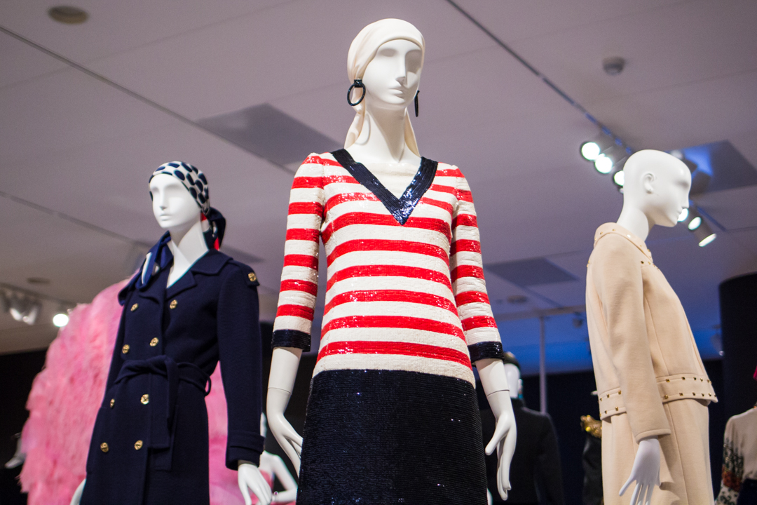 Yves Saint Laurent: The Perfection of Exhibition Design