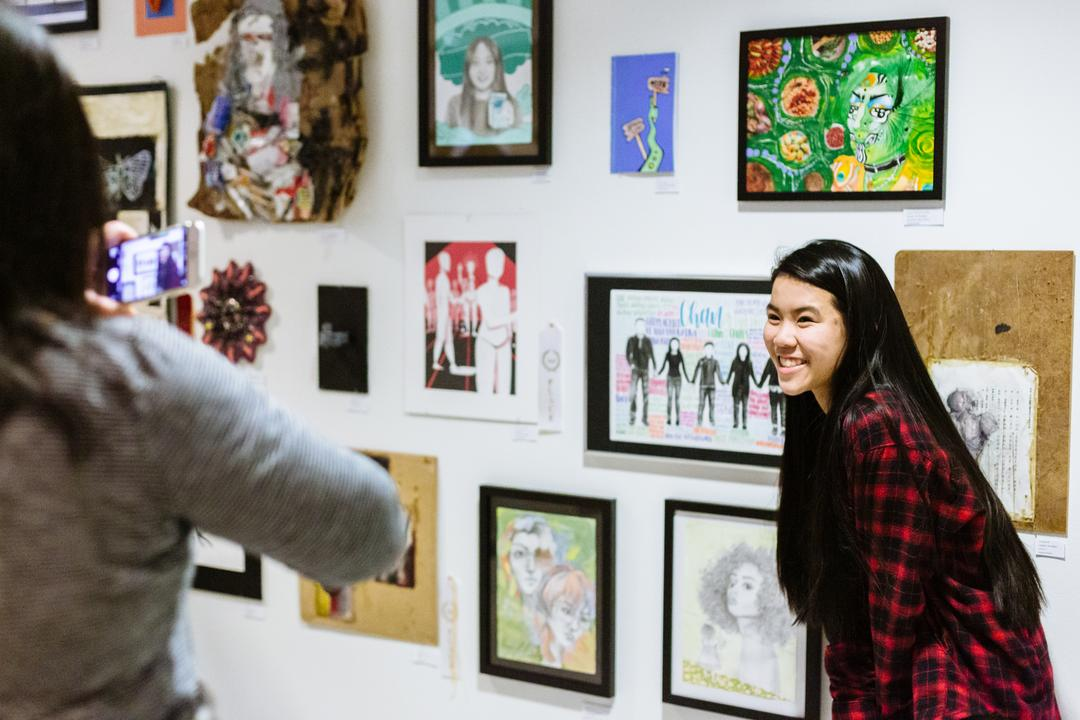 SAM Connects Community to Gallery Spaces