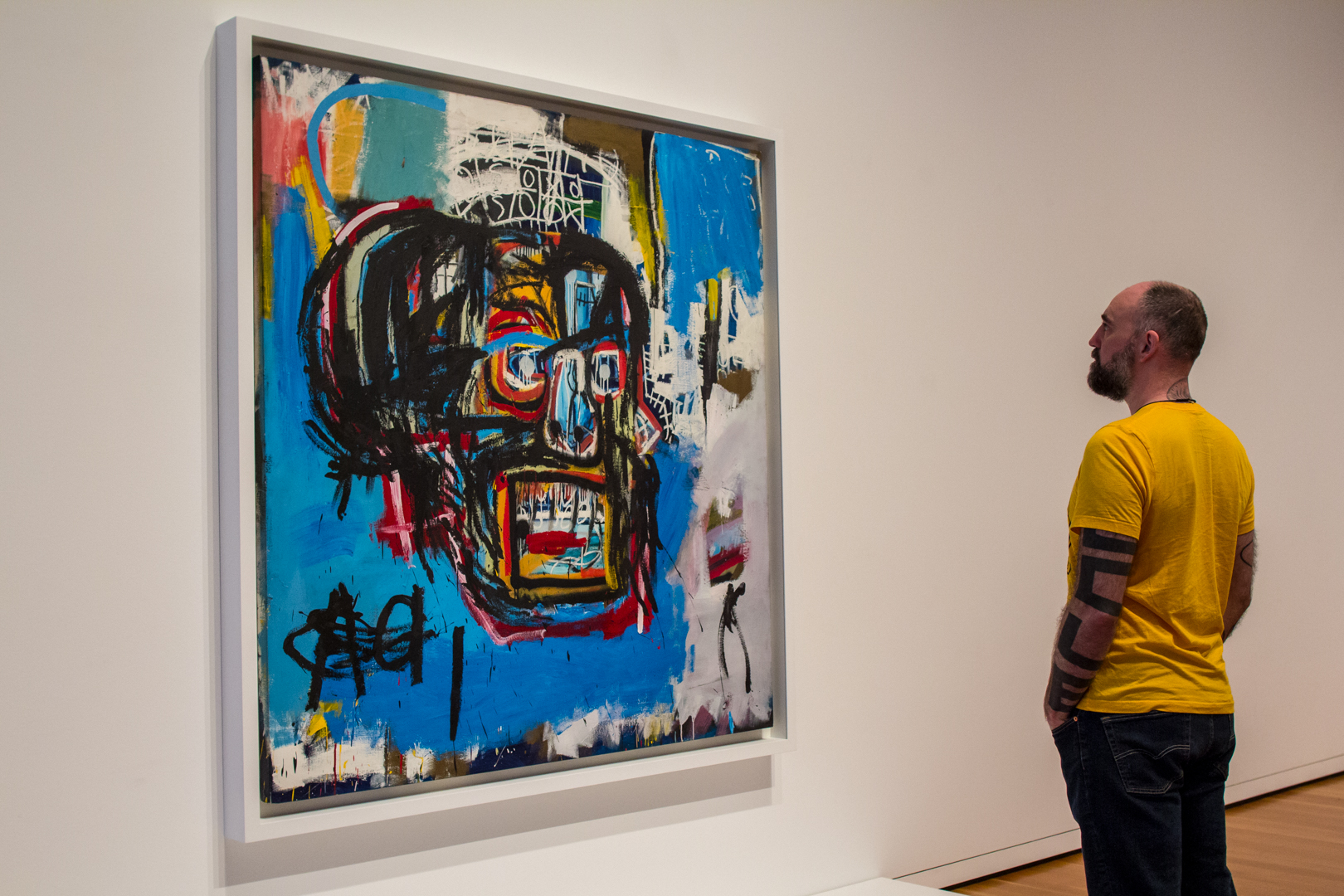 Muse/News: Basquiat Unpacked, Public Poetics, and The Magic of The Shirelles