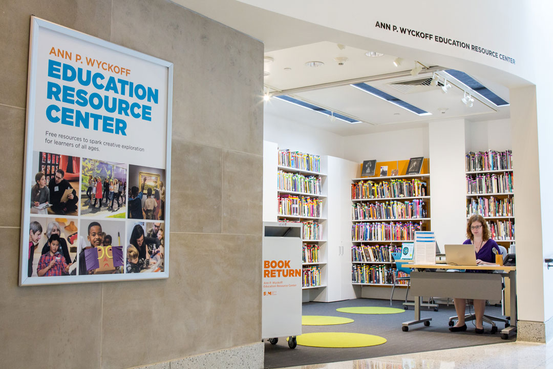The Education Resource Center Turns One!