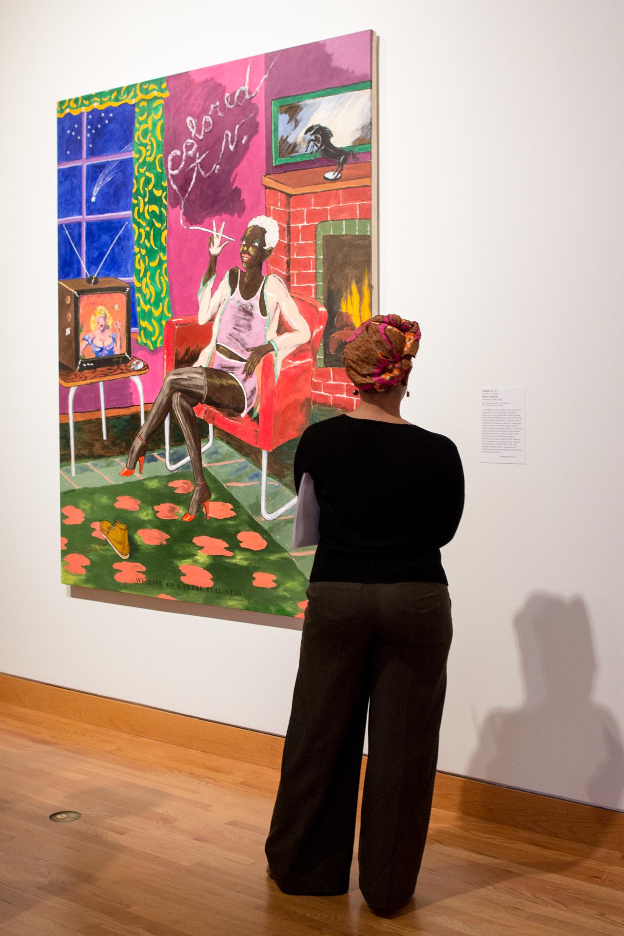 10 Surprising Facts about Artist Robert Colescott