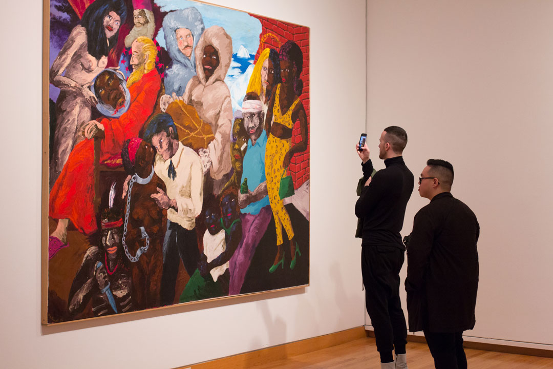 Figuring History: The Joy and Exuberance of Black culture