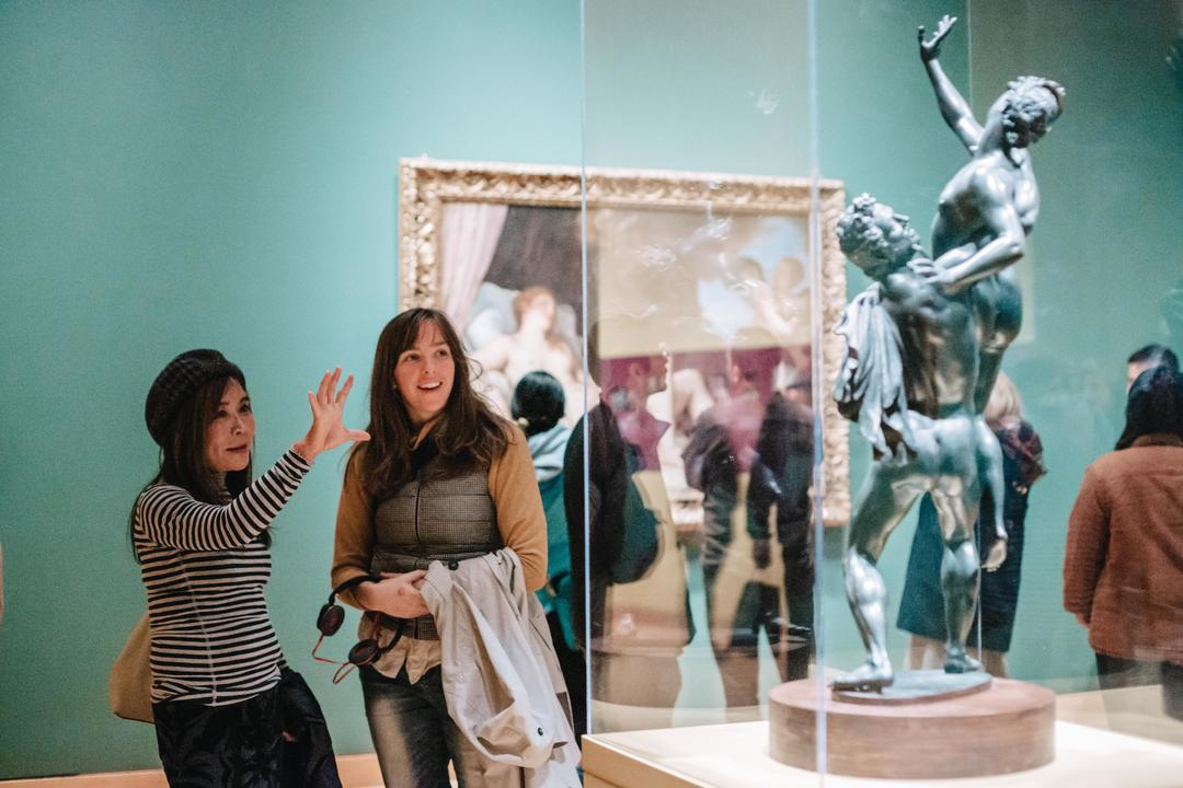 """Muse/News: Gory and glorious at SAM, the Henry's """"big deal"""" curator, and when the museum is about to close"""