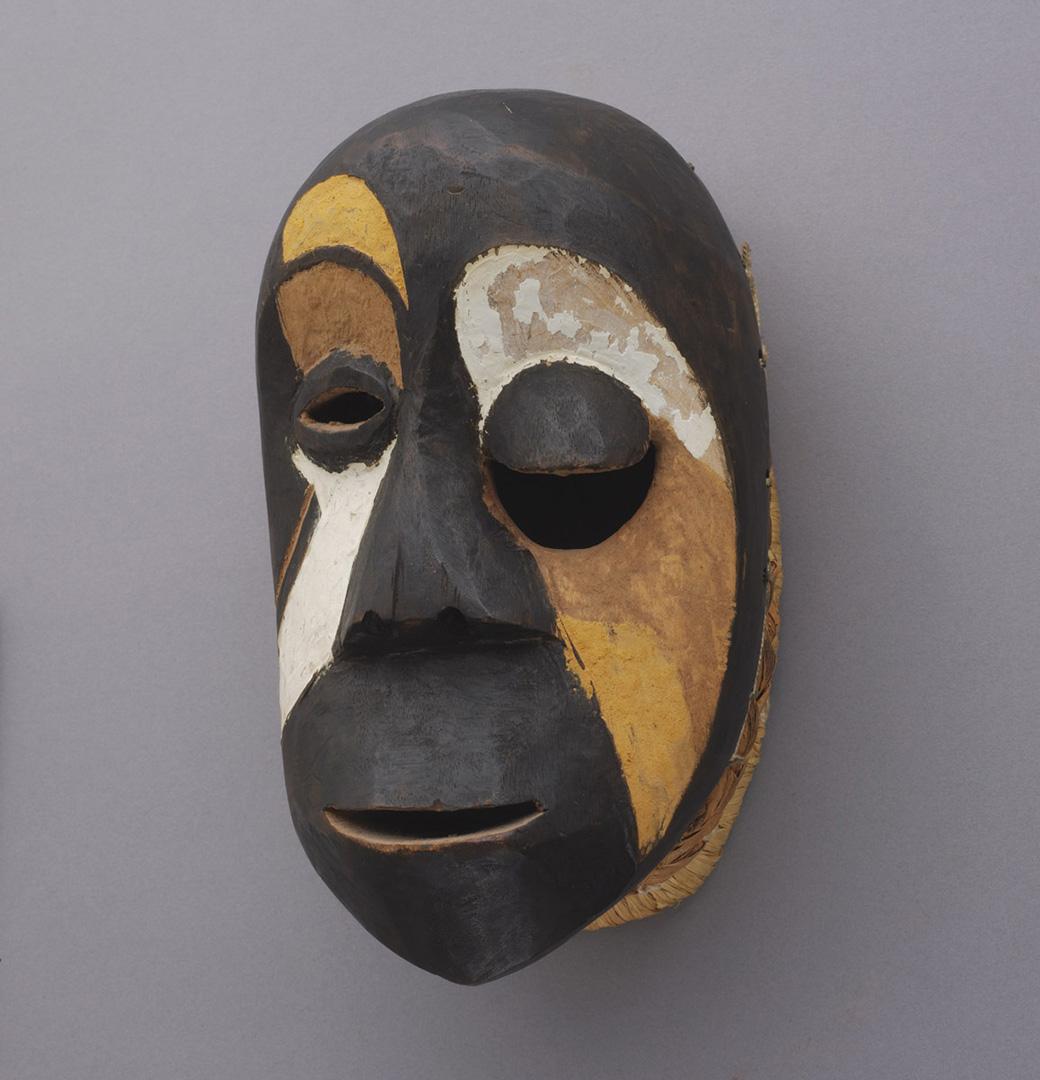 Object of the Week: Mask Okpesu Umuruma (Frighten Children)