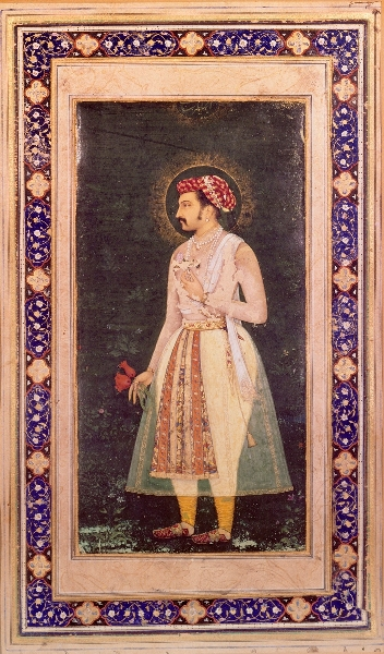 Portrait of Price Khurram (Shah Jahan)