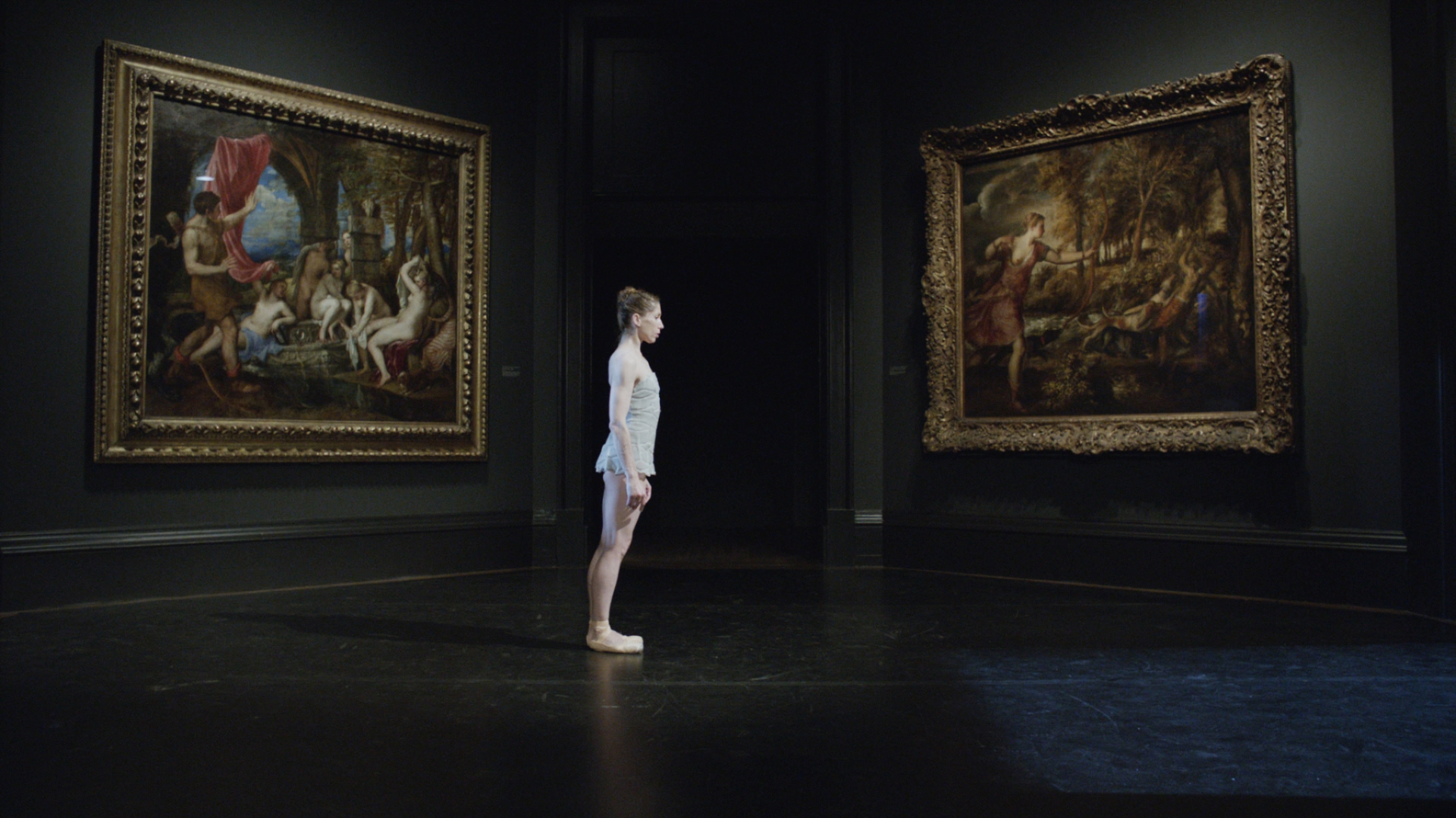 Pictures and Words: National Gallery by Frederick Wiseman