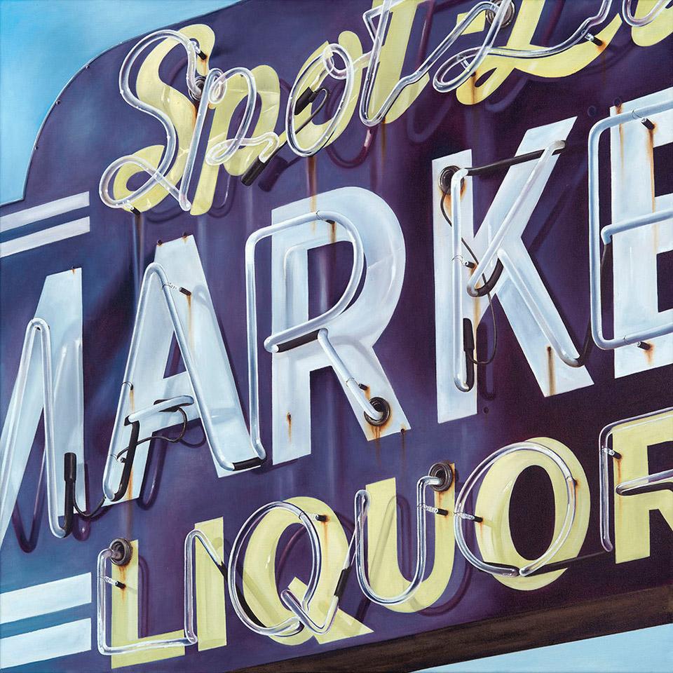 Market Liquor, Kellie Talbot