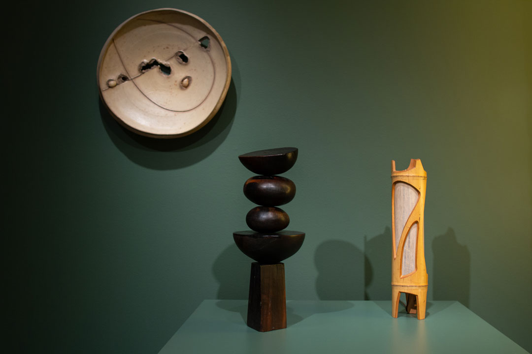 Muse/News: The art of Mingei, Kusama lost and found, and background