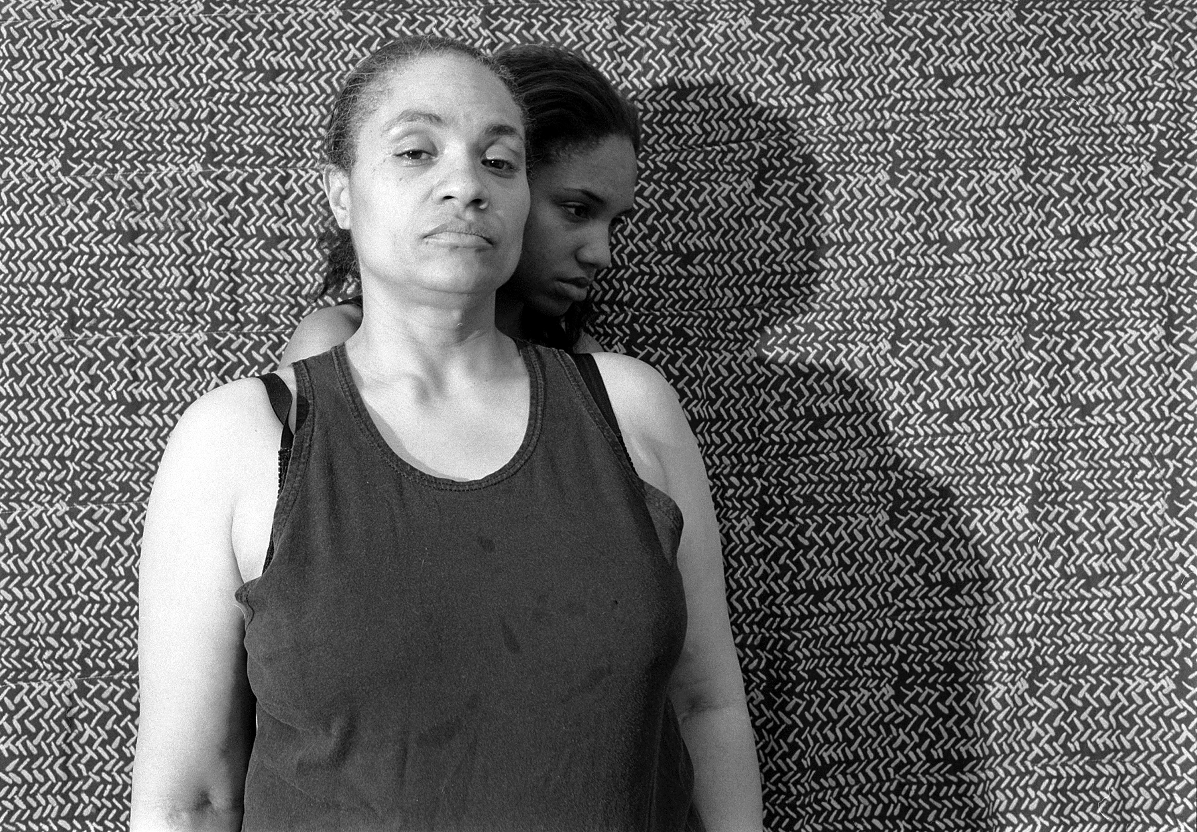Momme Portrait Series (Shadow) 2008, Photo: LaToya Ruby Frazier